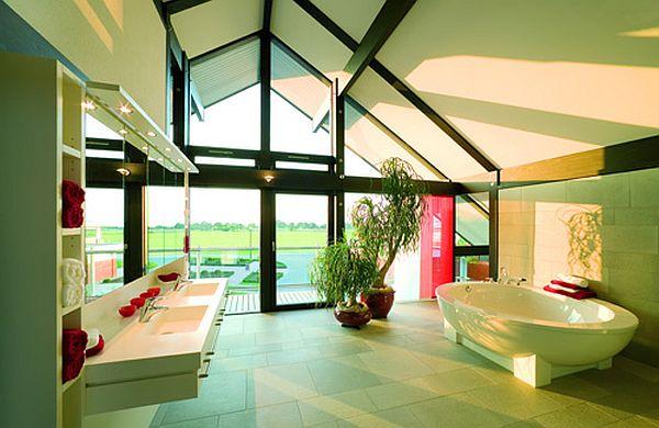 Green-home-design-bathroom
