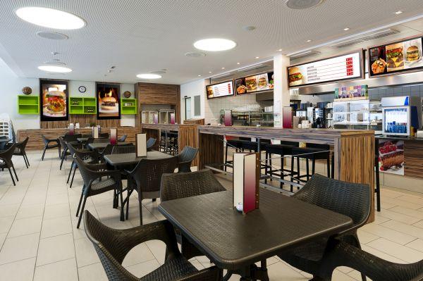 Fast Food Restaurants Environmental Friendly