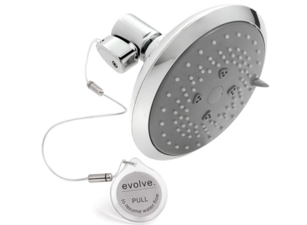 Evolve showerheads