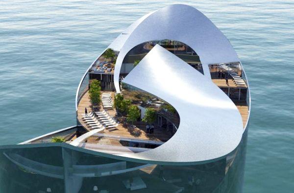 Floating House, Qatar