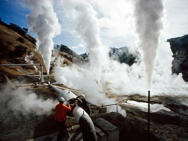 Geothermal Fields