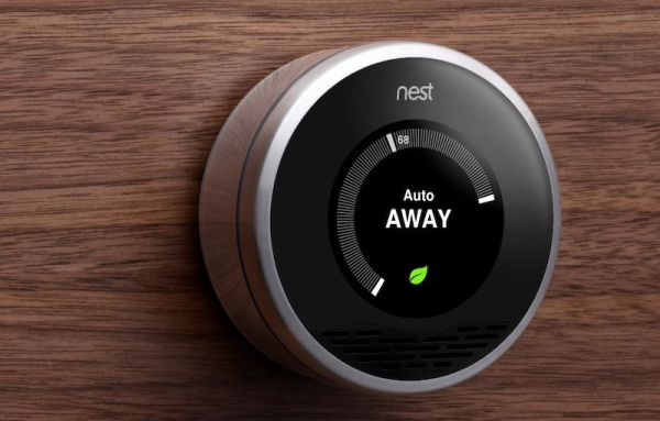 Google Nest air conditioning system
