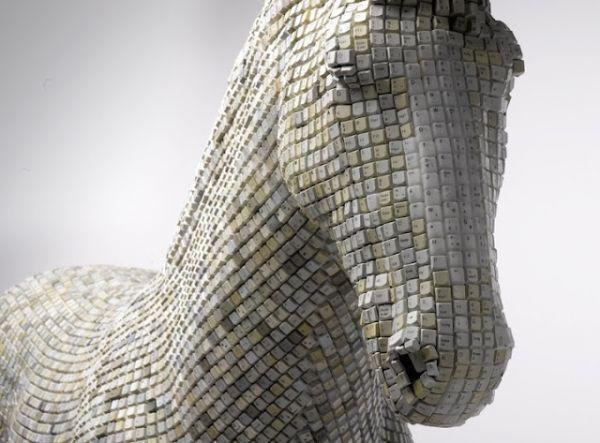 Keyboard Horse