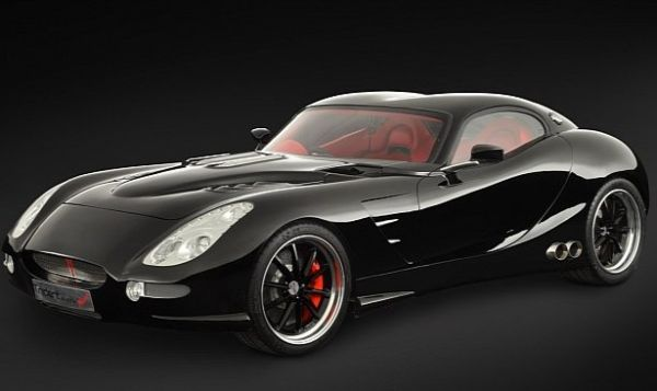 Trident Iceni Car Running on Cooking Oil