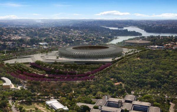 BCMF Arquitetos is responsible for the renovation of the Mineirão Stadium