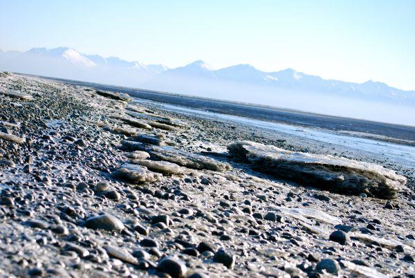 Alaska beaches