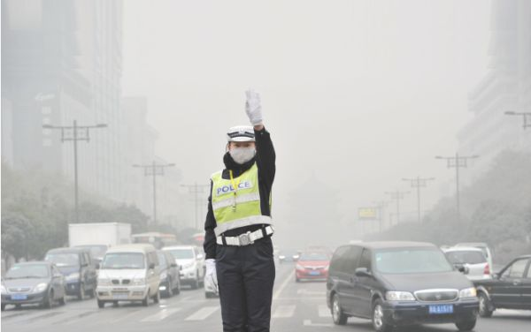 cities are the worst affected by pollution