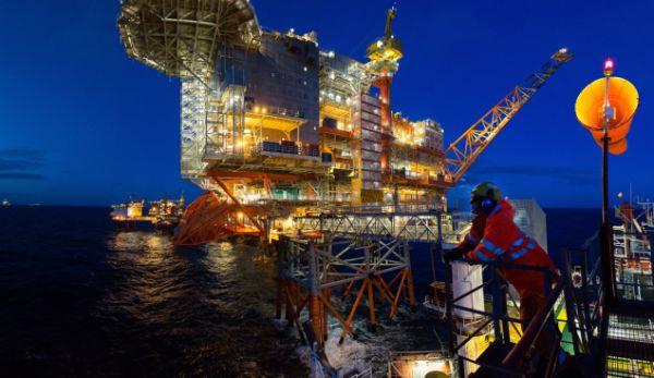 petrochemical giants BP