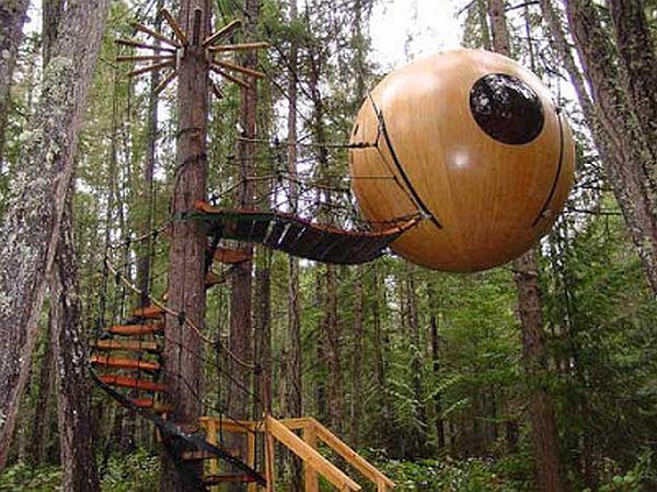 Ewok Tree House