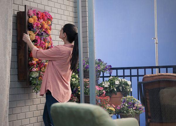Gorgeous Hanging Flower Box