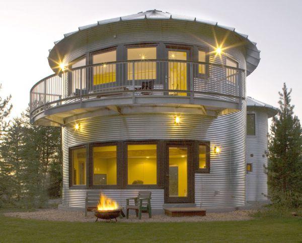 Monte-Silo House Woodland, Utah