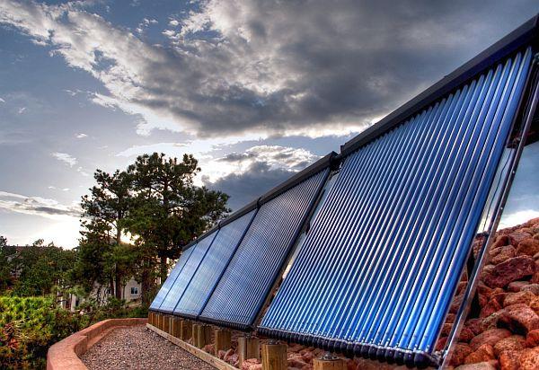 Solar Hot Water Technology