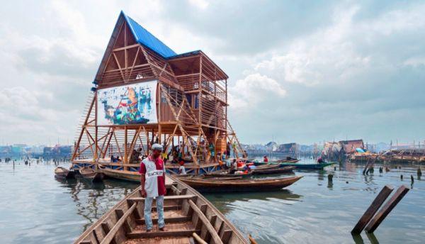 Floating School by Kunlé Adeyemi