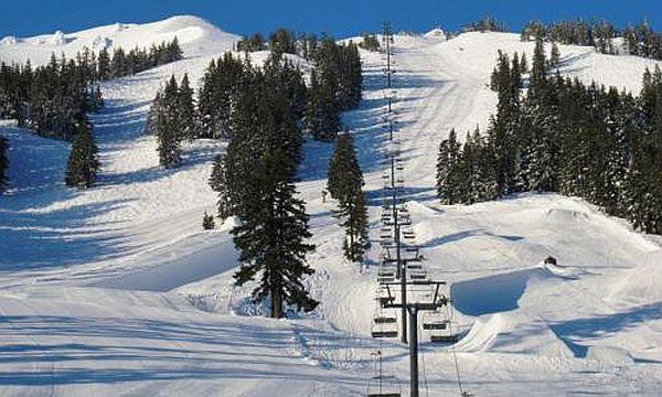 mt. bachelor ski resort