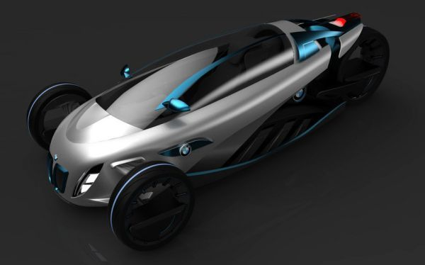 BMW i1 electric trike_1