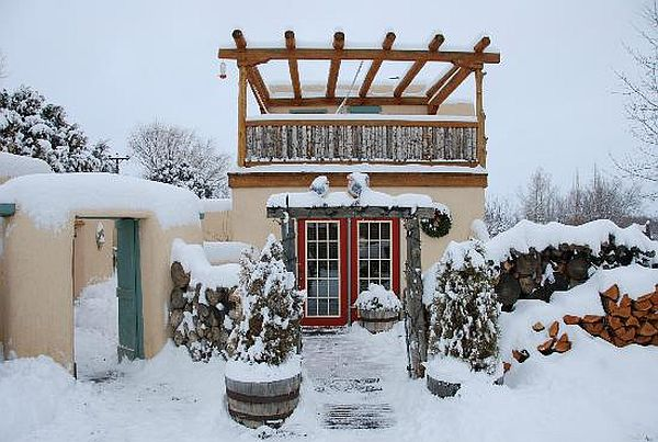 Casa Gallina Taos, New Mexico