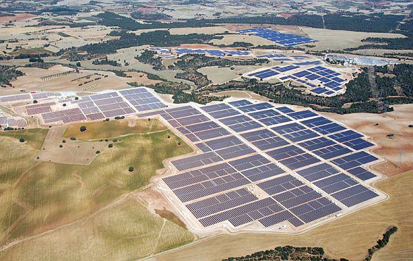 Olmedilla Photovoltaic Park, Spain