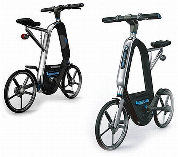 Solar Man bike