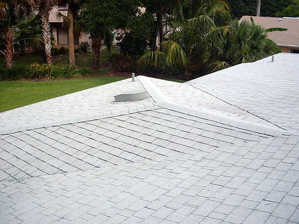 White roofs are better known as cool roofs