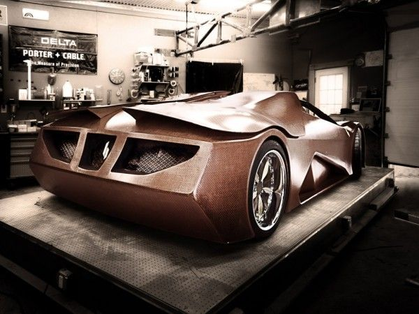 Splinter – Wooden Car Faster Than a Lamborghini or a Porsche