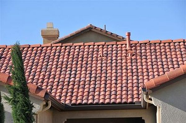 Air Purifying Roof Tiles
