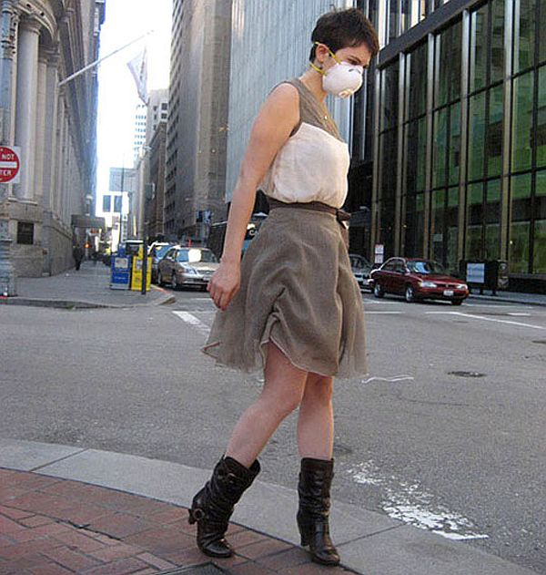 EPA Dress by Stephanie Sandstrom