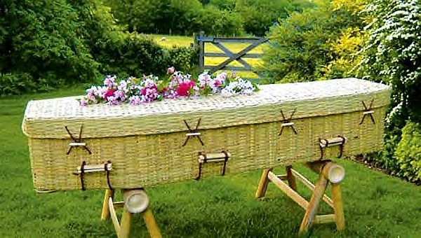 Eco-friendly Burial