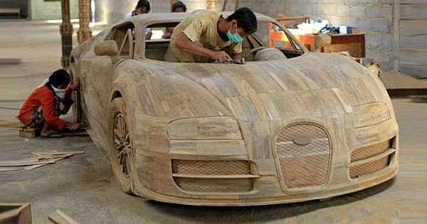 How Hybrid Cars Work >> Cars Made Using Wood to Support Clean and Green Future ...