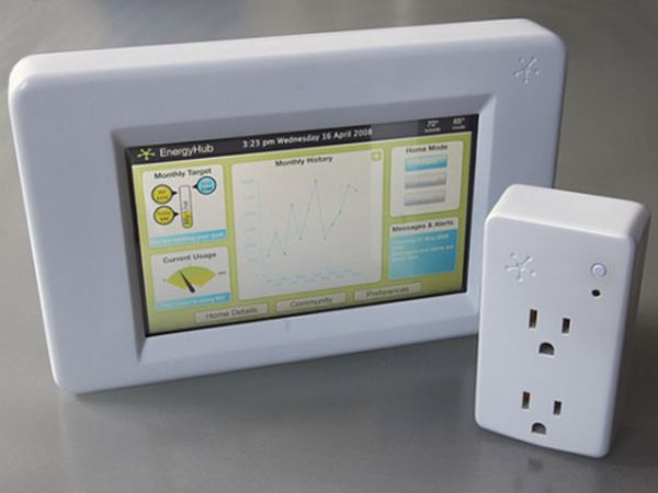 Home Energy Management Technology