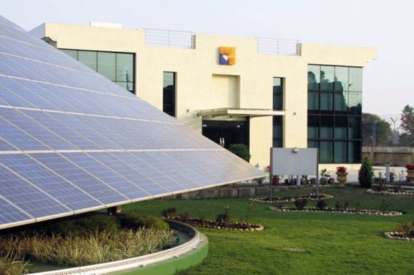 SunCarrier Omega Solar Powered Building