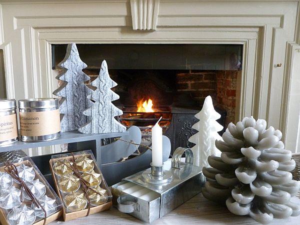 festive ambiance