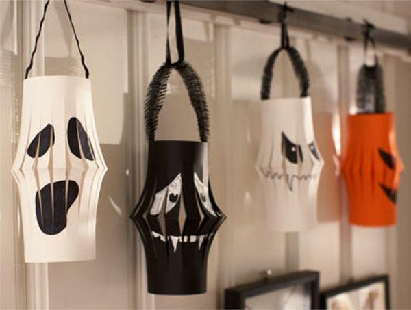Make BOO lanterns
