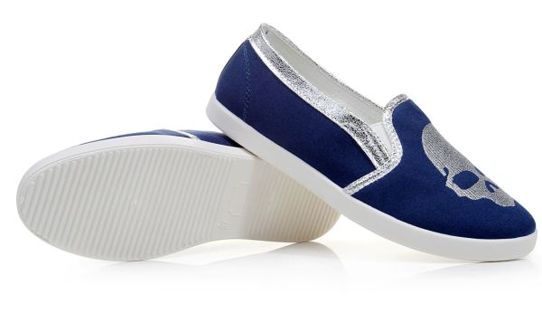 cotton made shoes