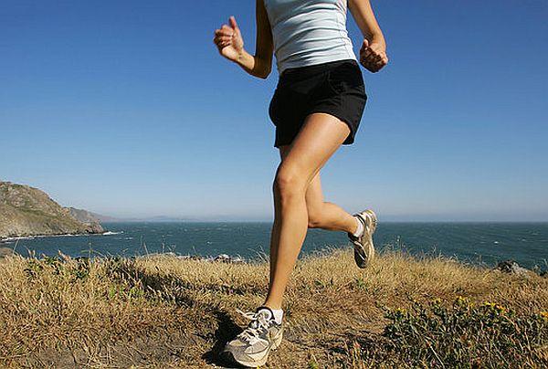 local running trails