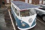 solar powered VW bus 3