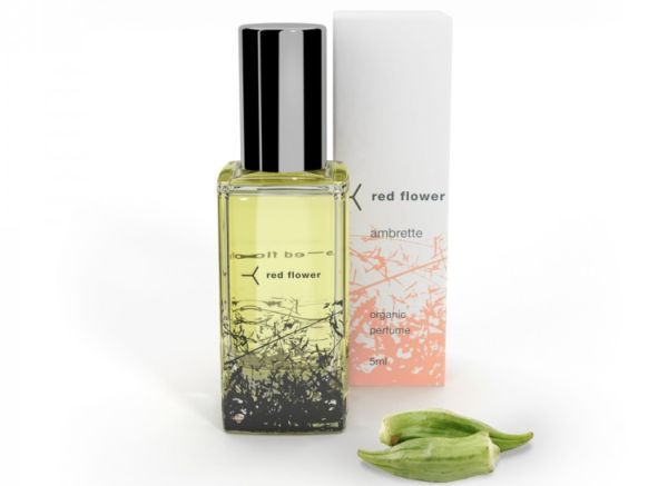 Ambrette Roll-on oil by Red Flower