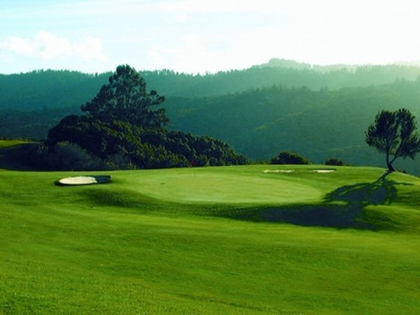 Crystal Springs golf course, Burlingame, Calif