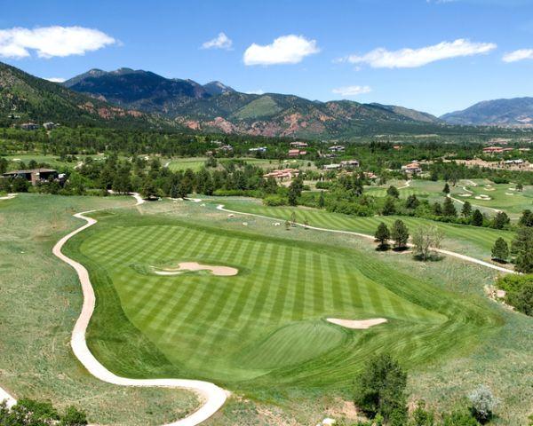 Mountain Golf Course, Colorado Springs, Colo