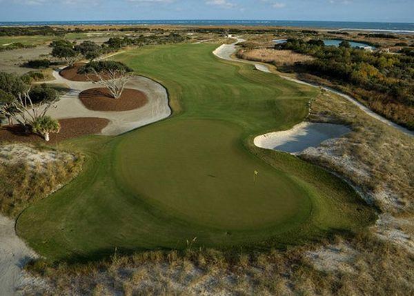 The Ocean course, Kiawah Island golf resort, South Carolina