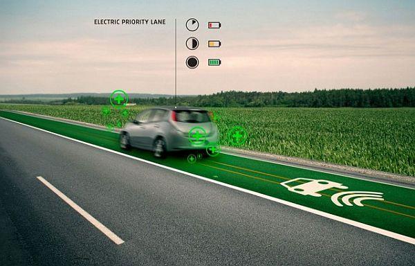 charging lanes