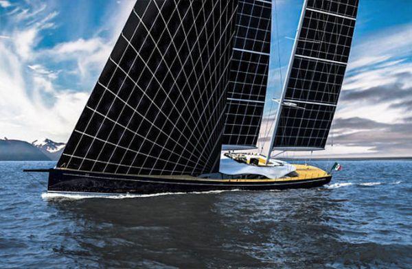 Helios Solar Powered Yacht