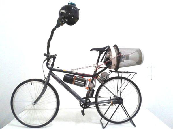 Breathing Bicycle