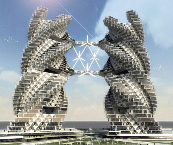 Eco Skyscraper