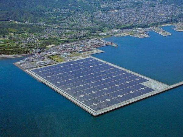 Kagoshima Mega Solar Island