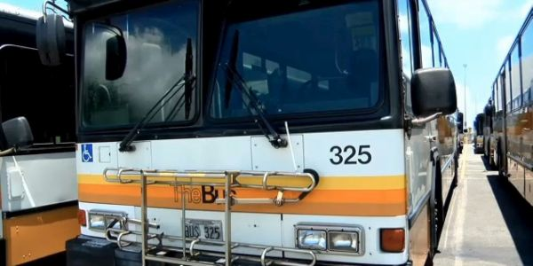 Mobile bus shelters (3)