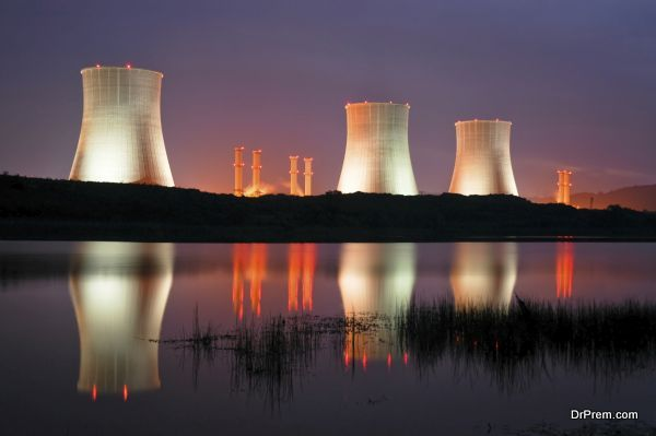 Nuclear can be catastrophic