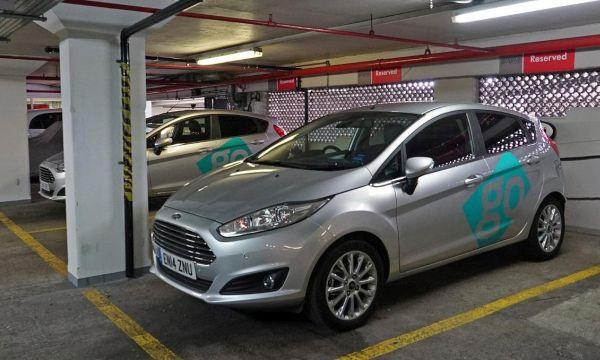 Peer-2-Peer Car Sharing by Ford