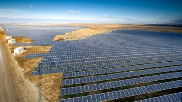 Perovo Solar Park