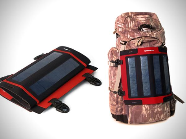 Wenger Solar Charger