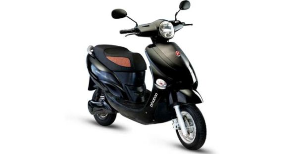 Electric Vehicle from Hero MotoCorp